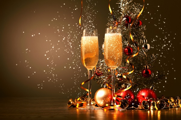 クリスマスパーティ&ディナーに♪特別な一日のドレスアップ